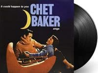 CHET BAKER It Could Happen To You Vinyl Record LP Ermitage 2012